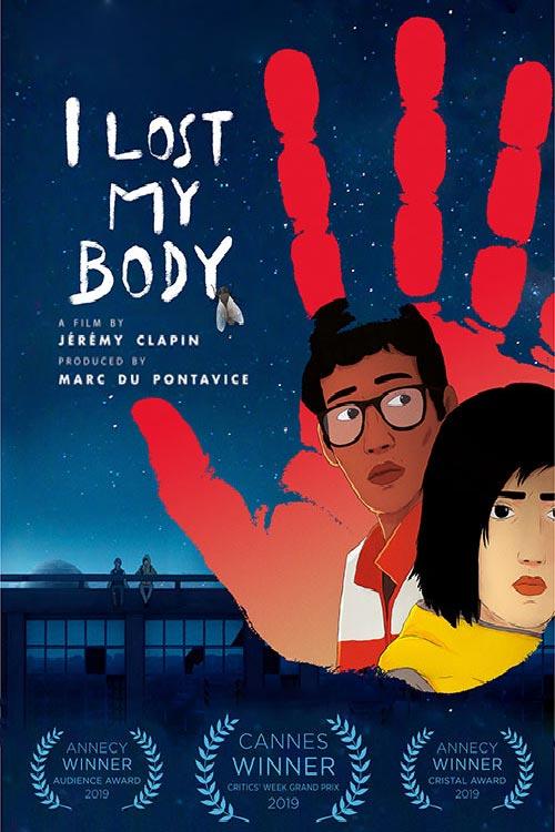 دانلود انیمیشنI Lost My Body 2019 با دوبله فارسی