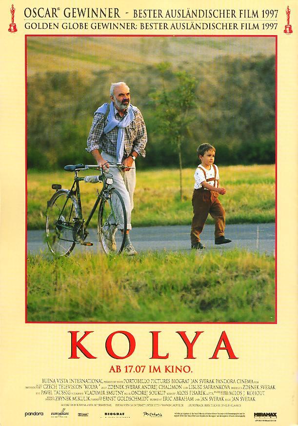 دانلود فیلم Kolya 1996 با دوبله فارسی
