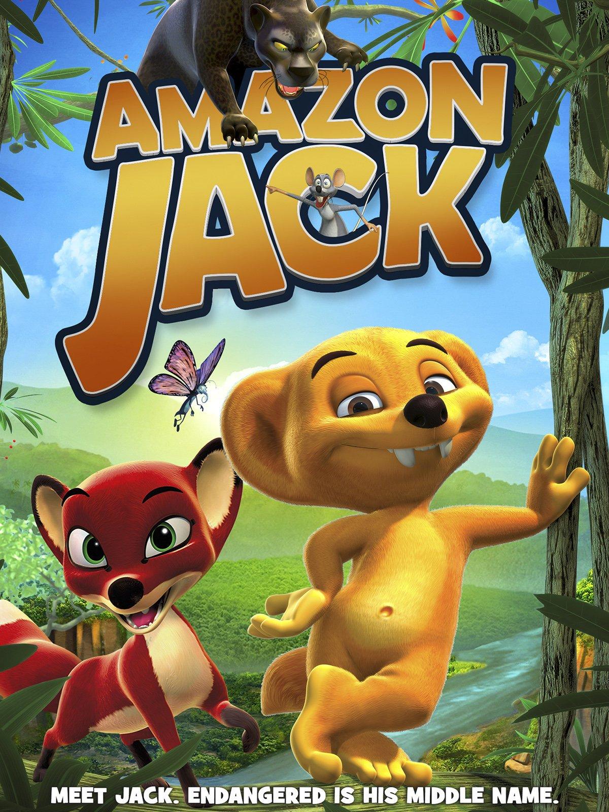 دانلود انیمیشن Amazon Jack 3 2007 با دوبله فارسی