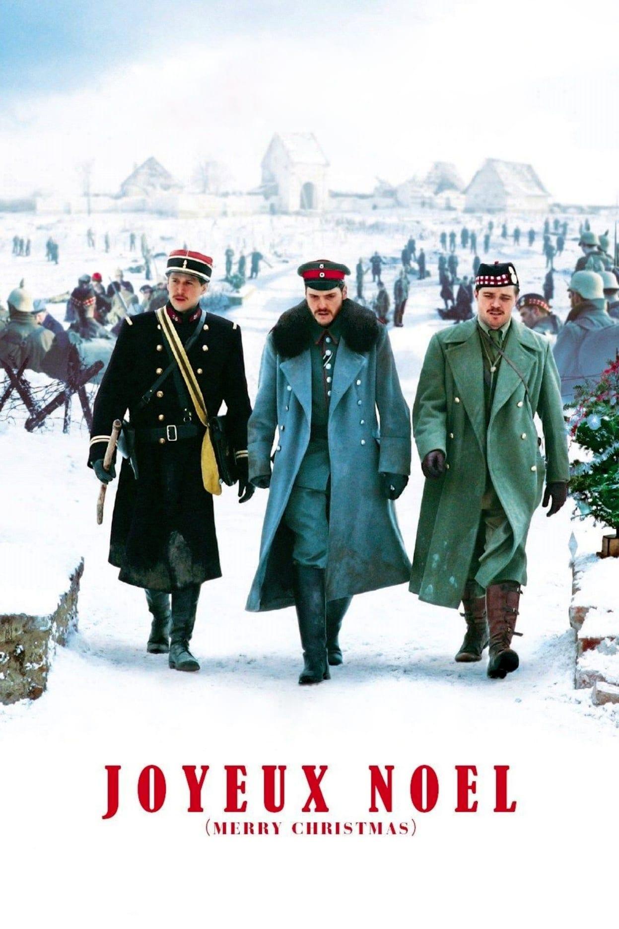 دانلود فیلم Joyeux Noel 2005