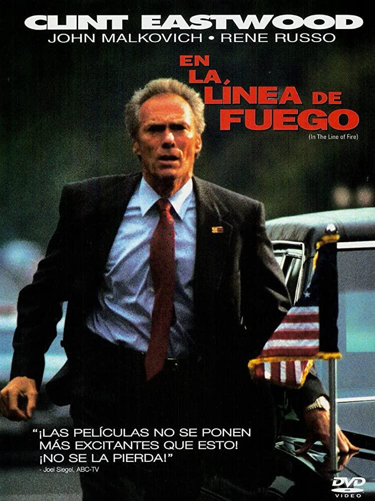 دانلود فیلم In the Line of Fire 1993 با دوبله فارسی