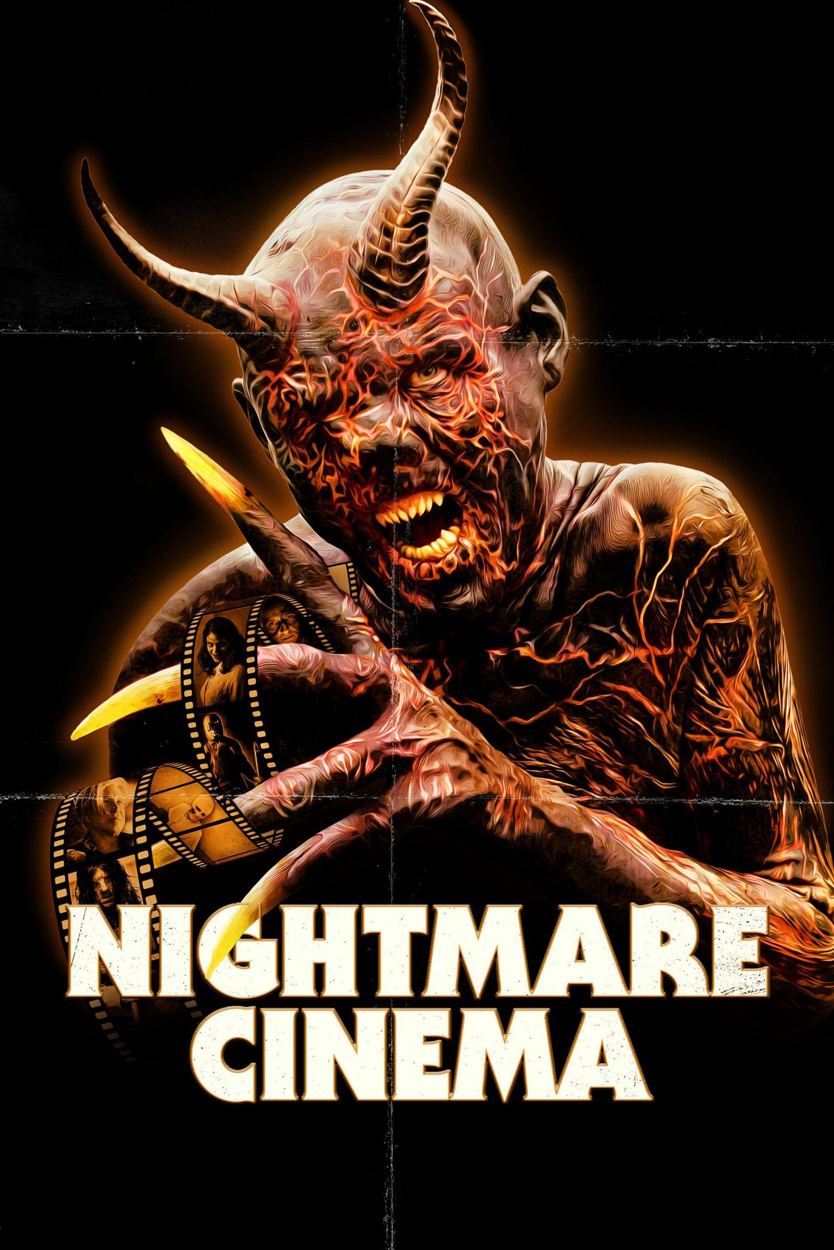 دانلود فیلم Nightmare Cinema 2018
