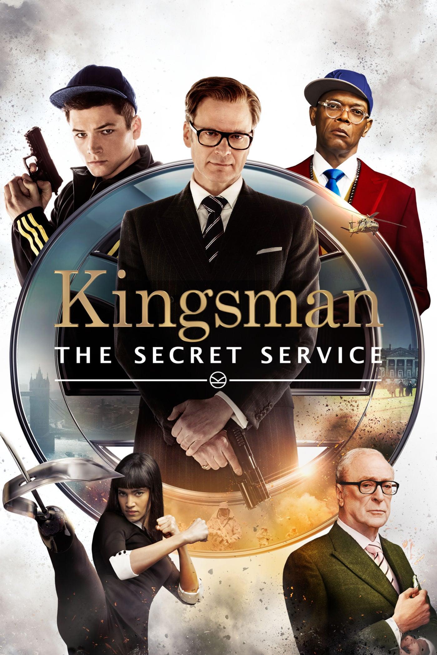 دانلود فیلم Kingsman: The Secret Service 2014 با دوبله فارسی