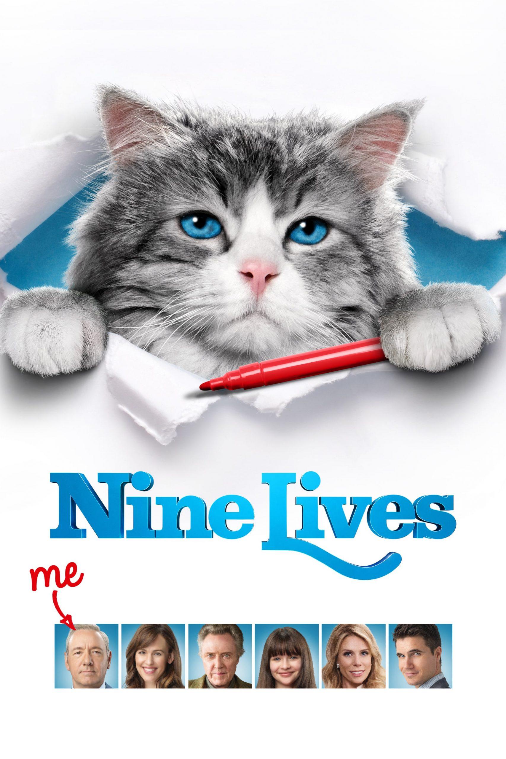 دانلود فیلم Nine Lives 2016