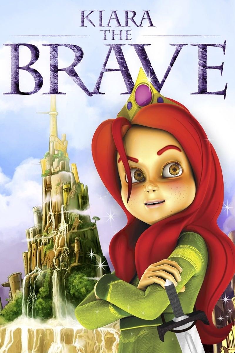 دانلود انیمیشن Kiara the Brave 2011 با دوبله فارسی