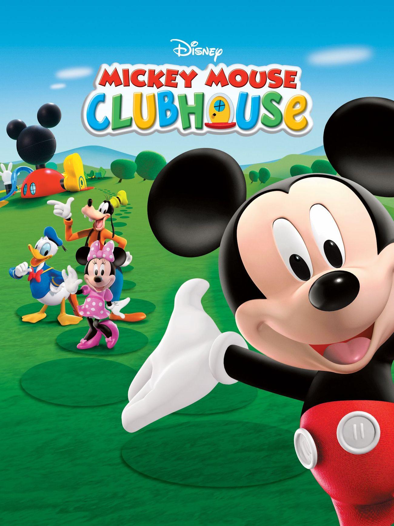 دانلود انیمیشن Mickey Mouse Clubhouse 2006 با دوبله فارسی