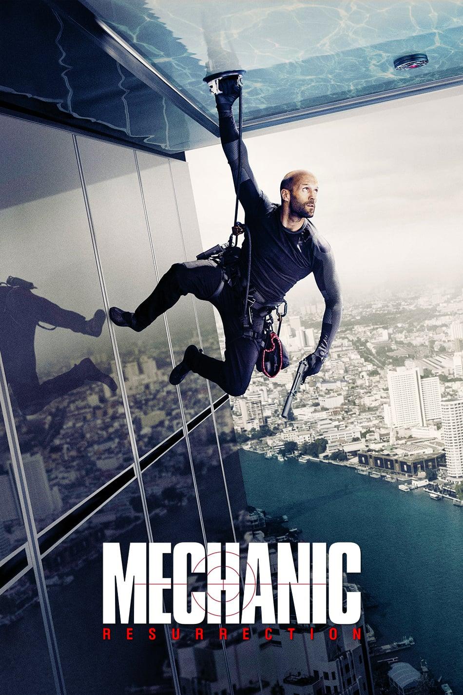 دانلود فیلم Mechanic: Resurrection 2016 با دوبله فارسی