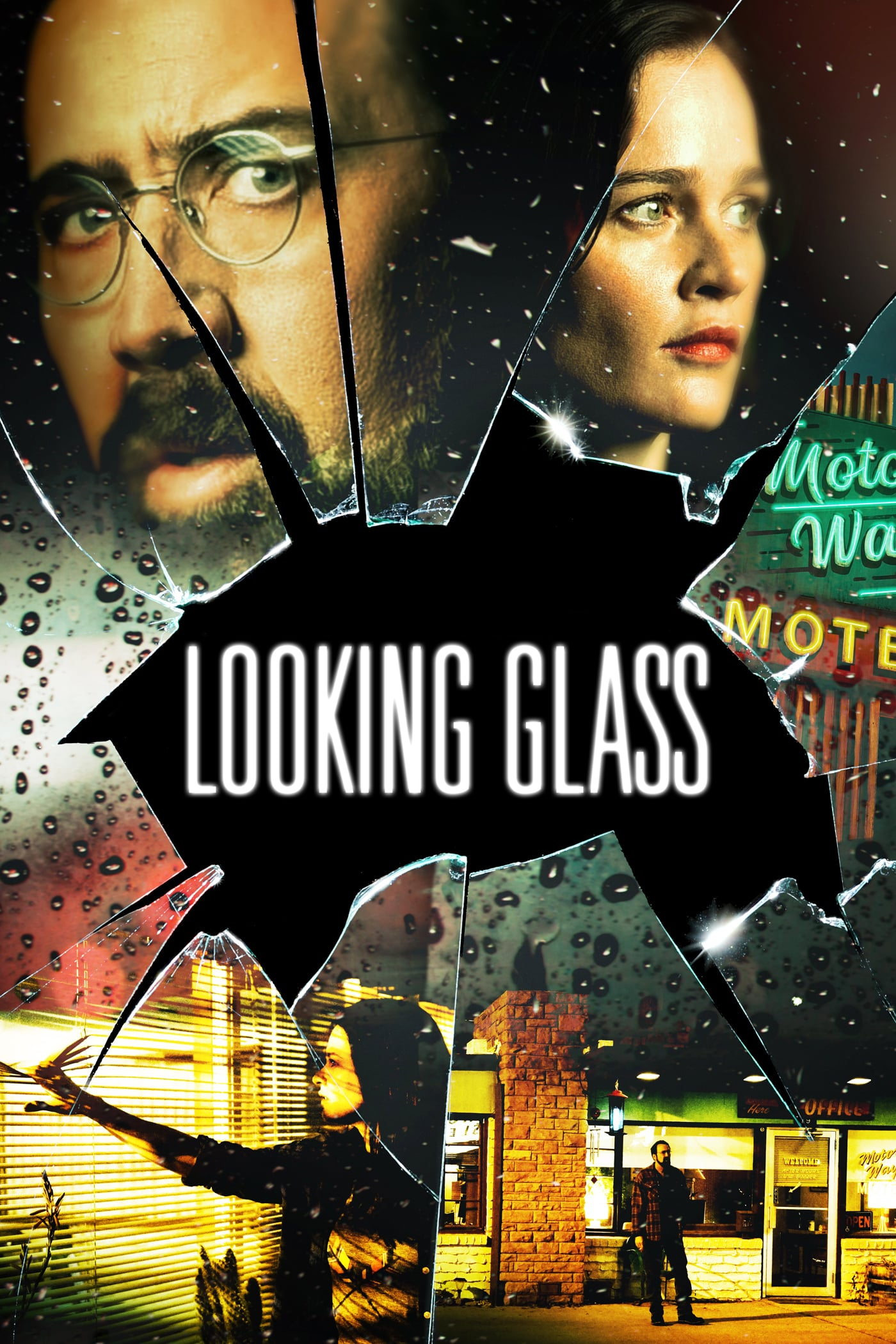 دانلود فیلم Looking Glass 2018 با دوبله فارسی
