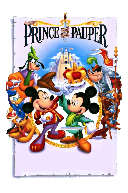 دانلود انیمیشن The Prince and the Pauper 1990 با دوبله فارسی