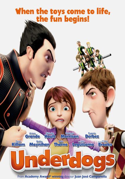 دانلود انیمیشن Underdogs 2013 با دوبله فارسی