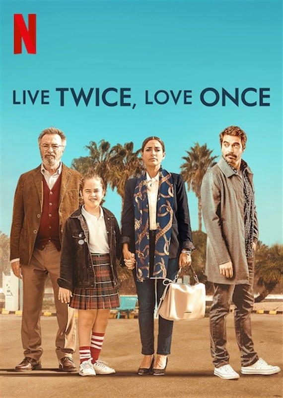 دانلود فیلم Live Twice Love Once 2019 با دوبله فارسی