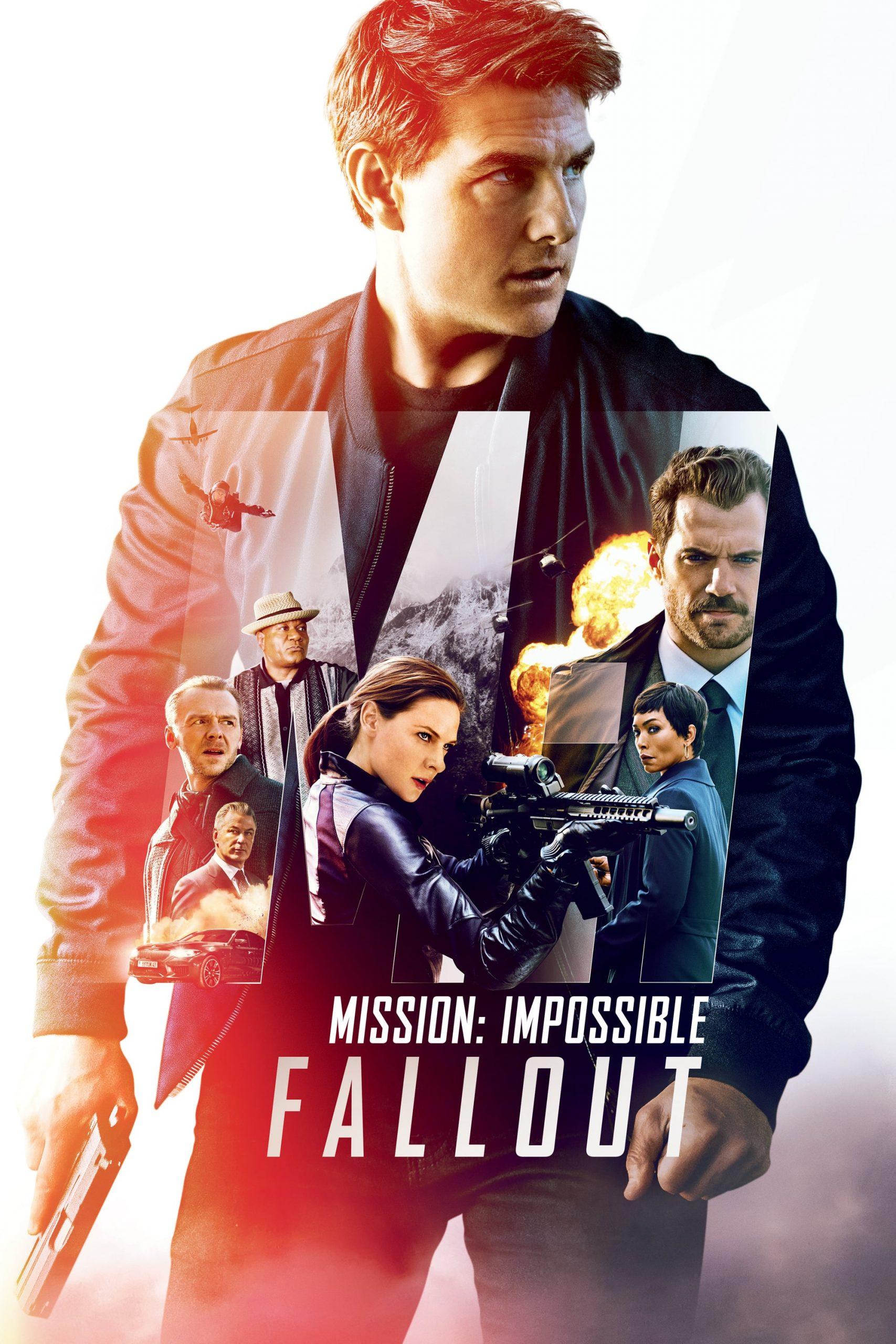 دانلود فیلم Mission: Impossible Fallout 2018 با دوبله فارسی
