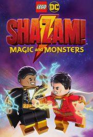 دانلود انیمیشن LEGO DC: Shazam Magic and Monsters 2020 با دوبله فارسی