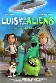 دانلود انیمیشن Luis and the Aliens 2018 با دوبله فارسی