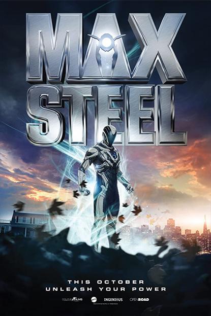 دانلود فیلم Max Steel 2016 با دوبله فارسی
