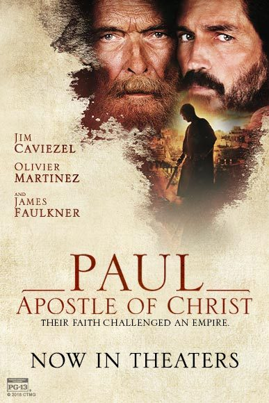 دانلود فیلم Paul Apostle of Christ 2018