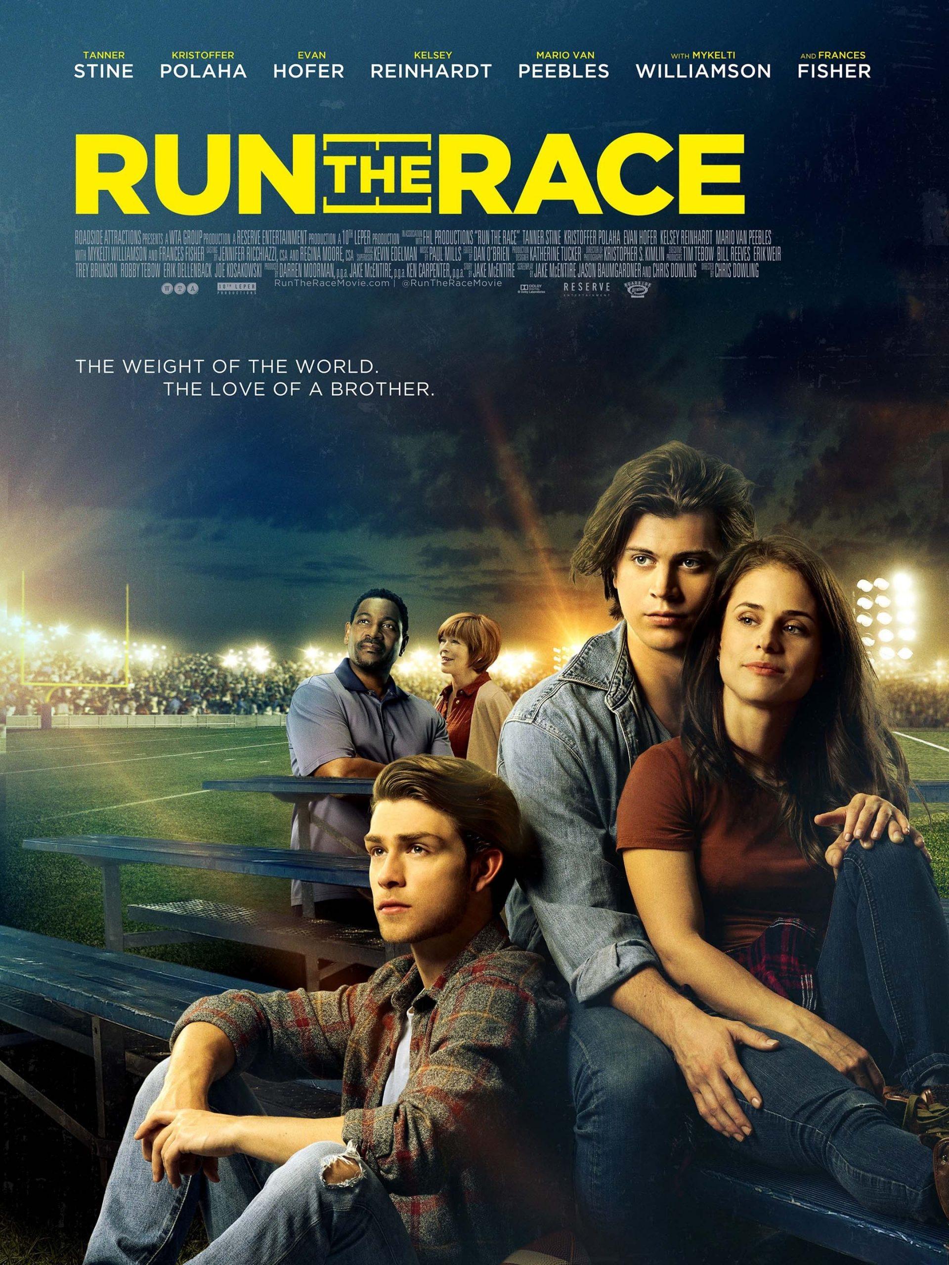 دانلود فیلم Run the Race 2018