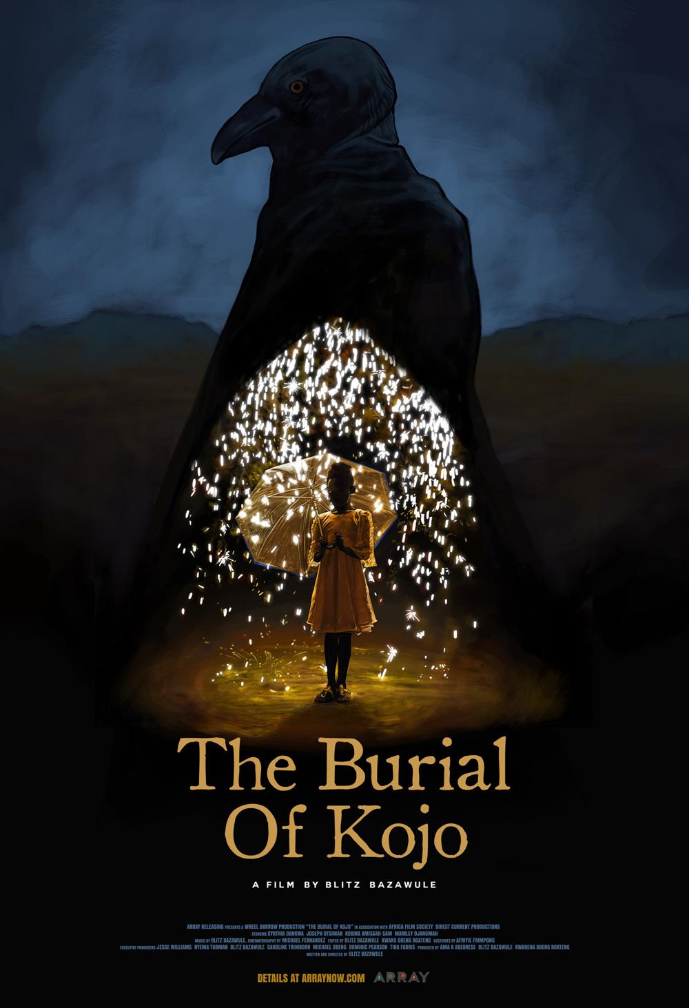 دانلود فیلم The Burial of Kojo 2018