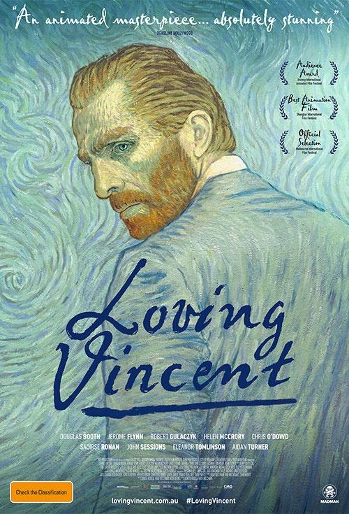 دانلود فیلم Loving Vincent 2017 با دوبله فارسی