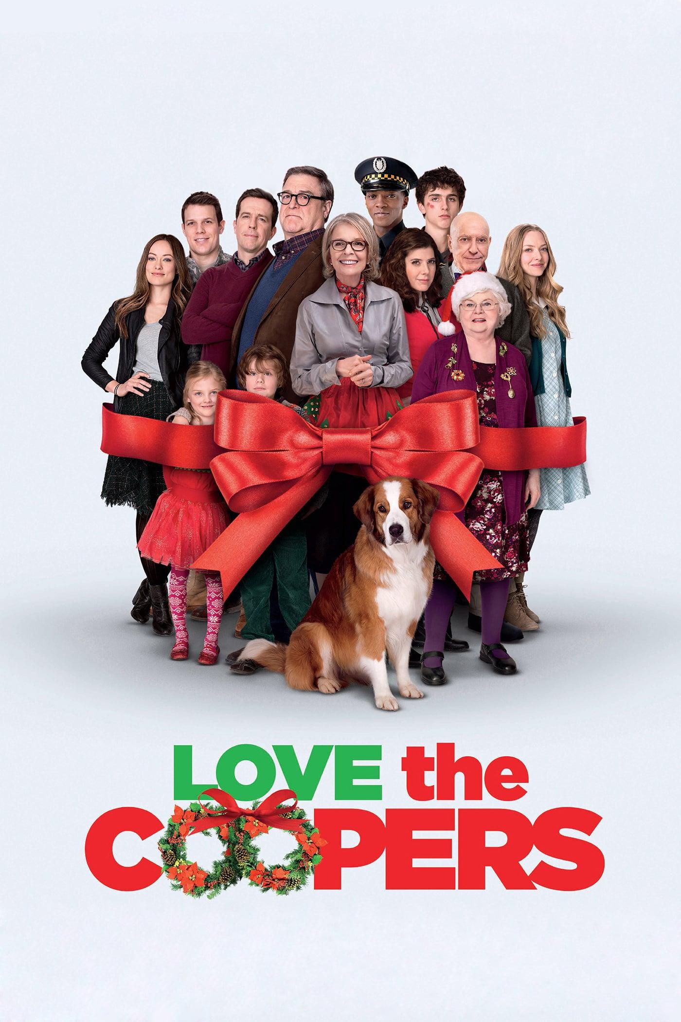 دانلود فیلم Love the Coopers 2015 با دوبله فارسی