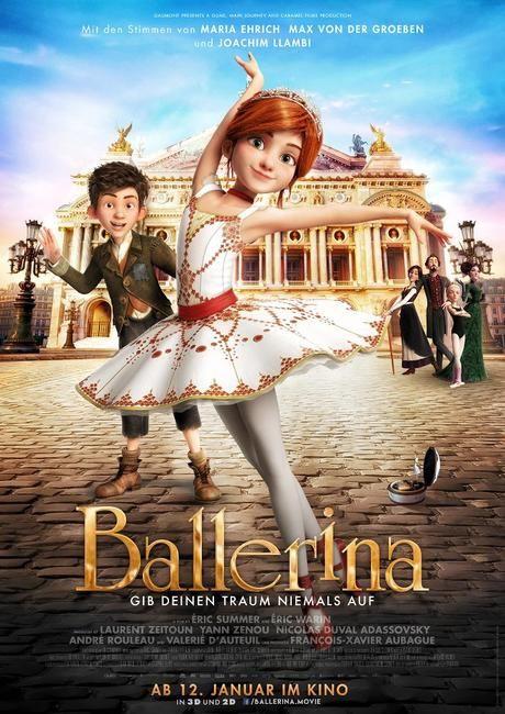 دانلود انیمیشن Leap Ballerina 2016 با دوبله فارسی