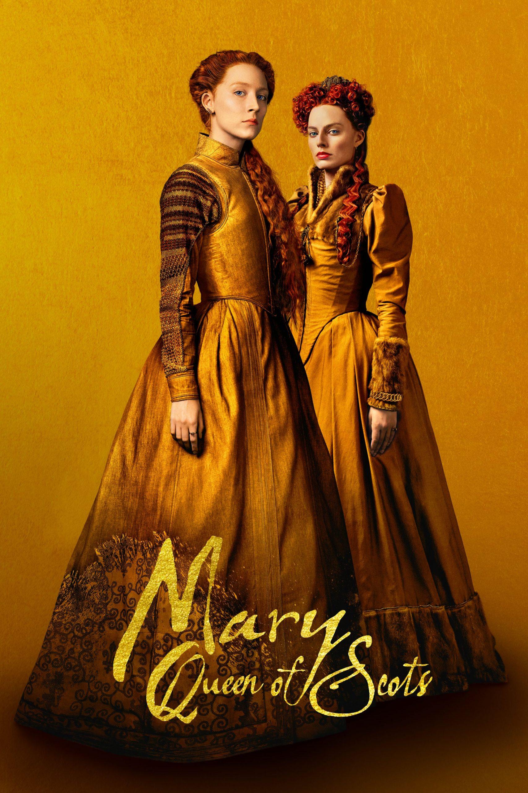 دانلود فیلم Mary Queen of Scots 2018 با دوبله فارسی