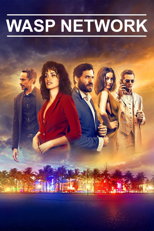 دانلود فیلمWasp Network 2019 با دوبله فارسی