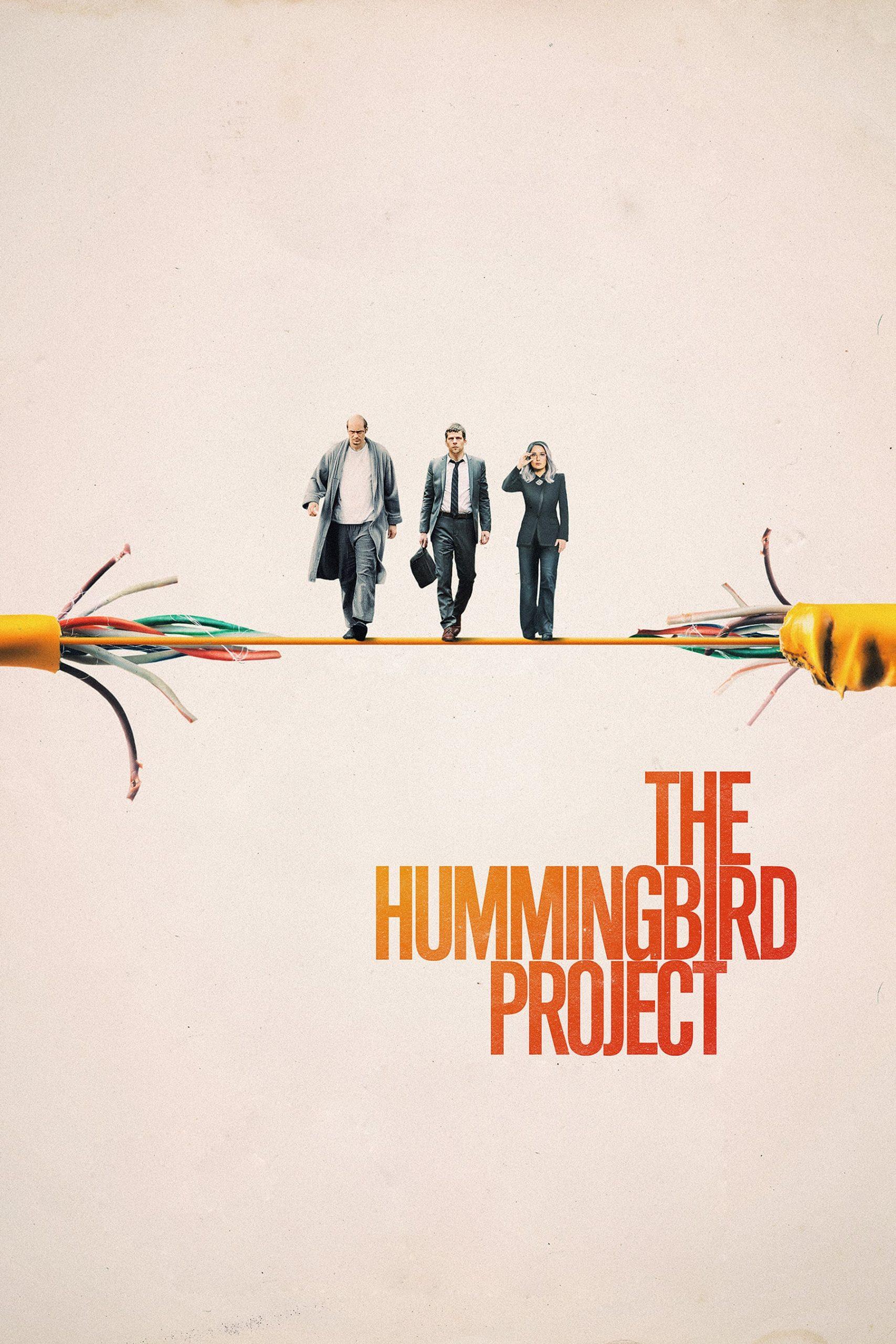 دانلود فیلم The Hummingbird Project 2018
