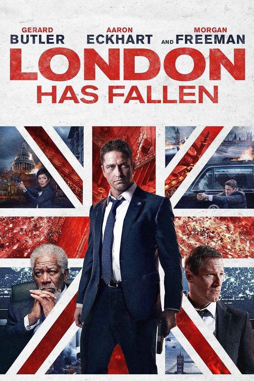 دانلود فیلم London Has Fallen 2016 با دوبله فارسی