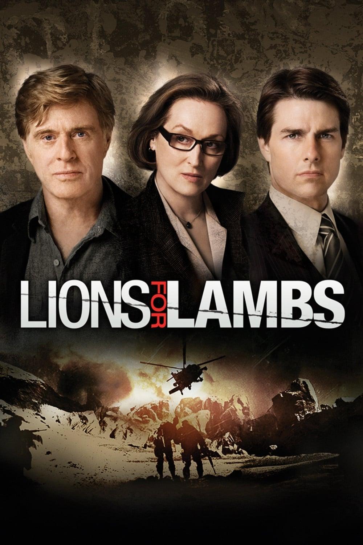 دانلود فیلم Lions for Lambs 2007 با دوبله فارسی