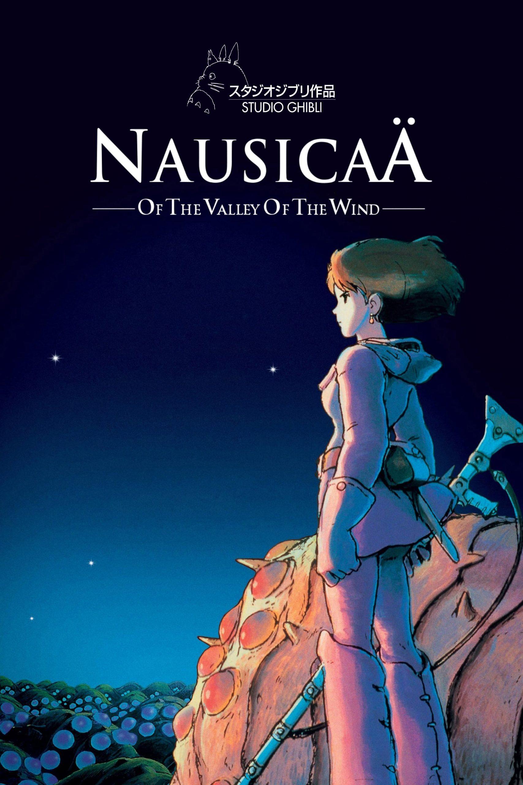 دانلود انیمیشن Nausicaa of the Valley of the Wind 1984 با دوبله فارسی