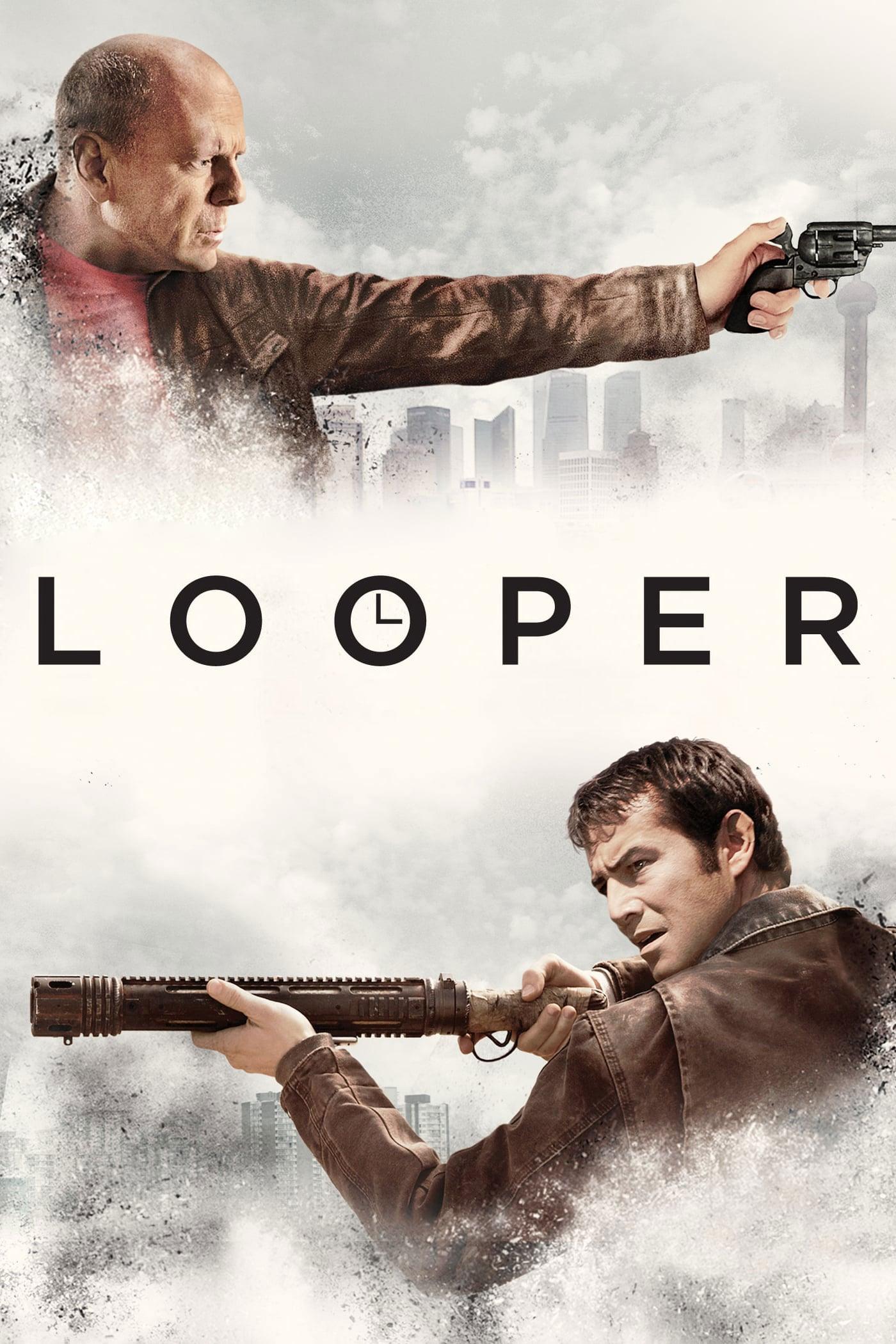 دانلود فیلم Looper 2012 با دوبله فارسی