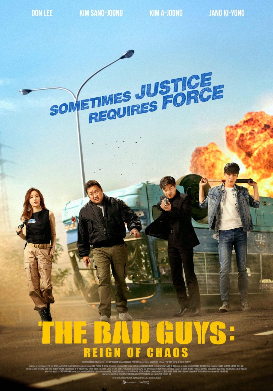 دانلود فیلم The Bad Guys: Reign of Chaos 2019