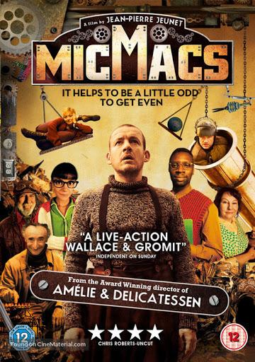 دانلود فیلم Micmacs 2009 با دوبله فارسی