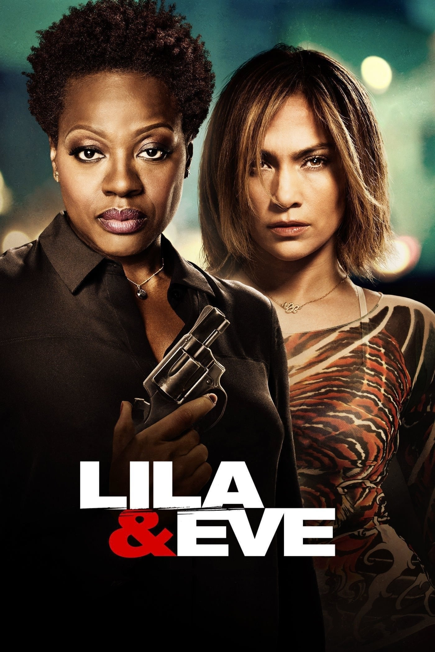 دانلود فیلم Lila and Eve 2015 با دوبله فارسی