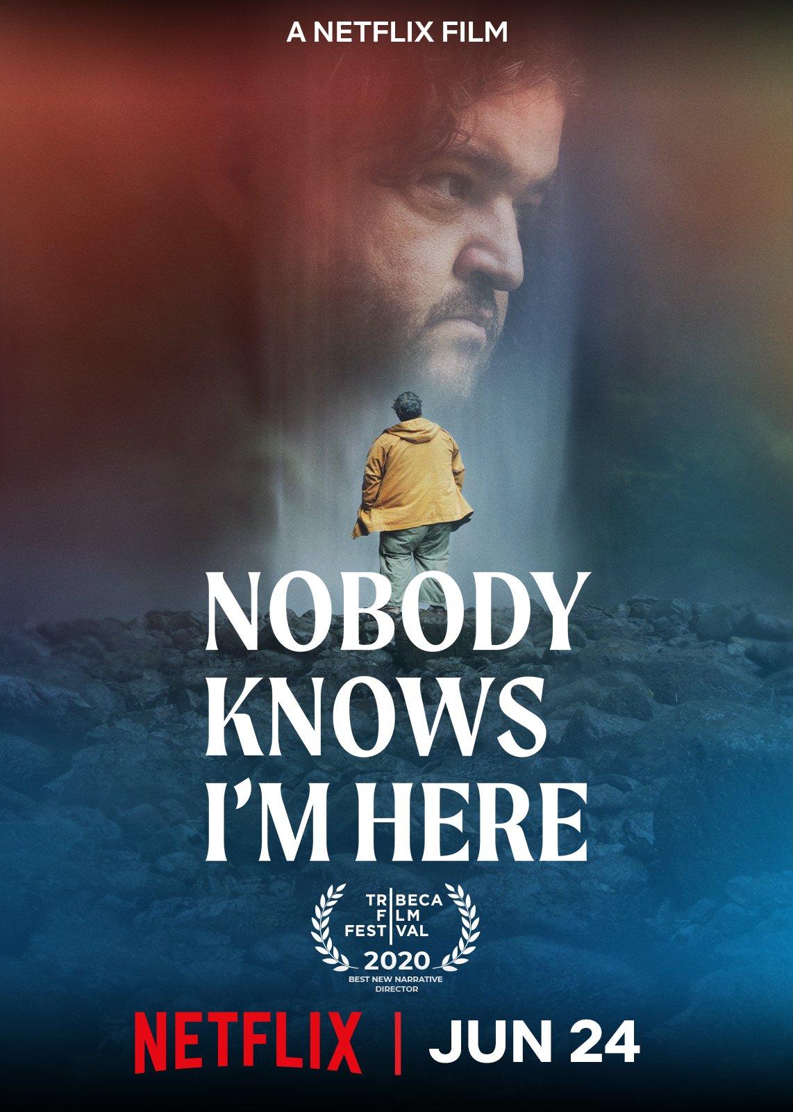 دانلود فیلم Nobody Knows I'm Here 2020