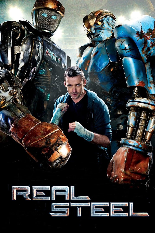 دانلود فیلم Real Steel 2011 با دوبله فارسی