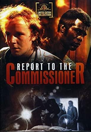 دانلود فیلم Report to the Commissioner 1975 با دوبله فارسی
