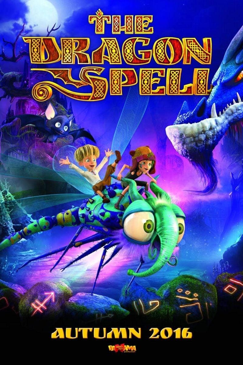 دانلود انیمیشن The Dragon Spell 2016 با دوبله فارسی