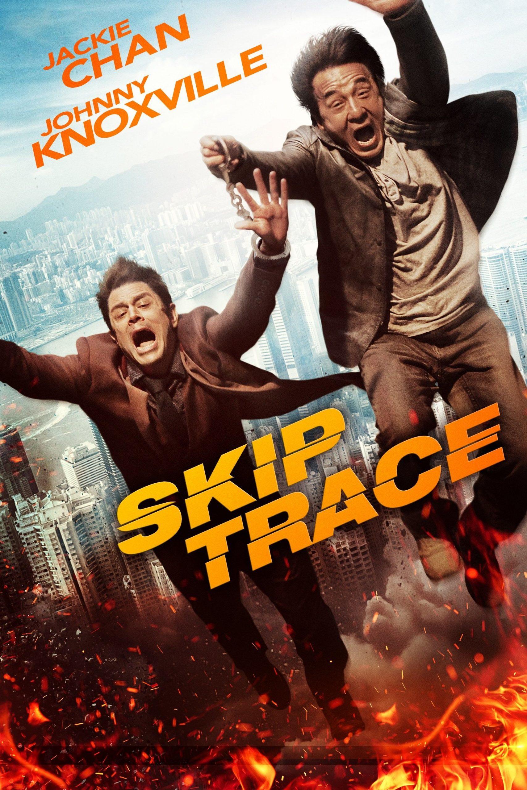 دانلود فیلم Skiptrace 2016 با دوبله فارسی