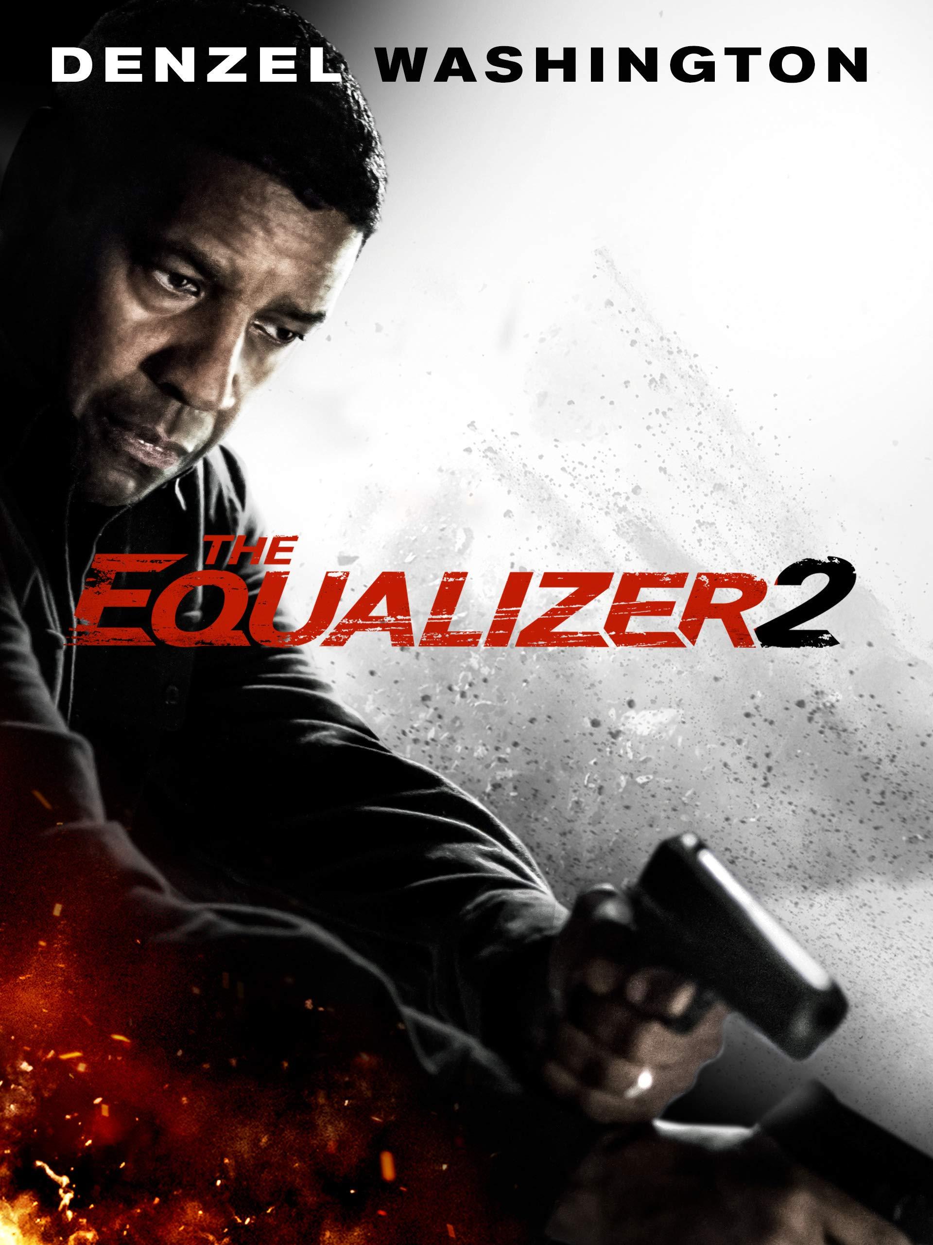 دانلود فیلم The Equalizer 2 با دوبله فارسی
