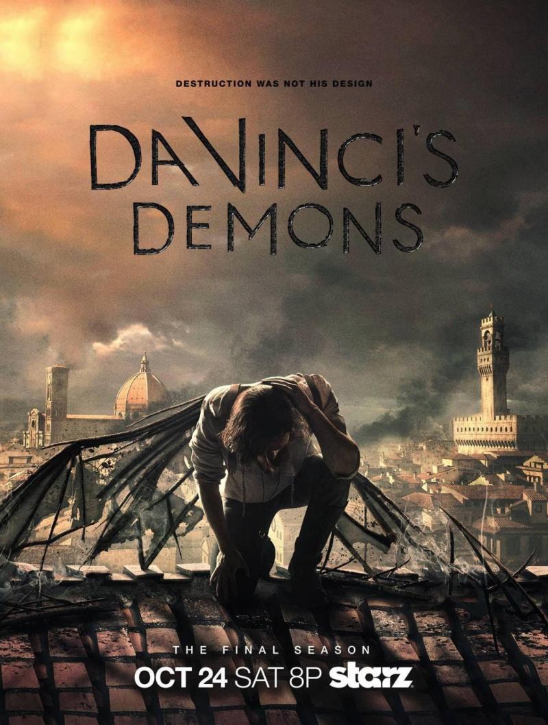 دانلود سریال Da Vinci's Demons با دوبله فارسی