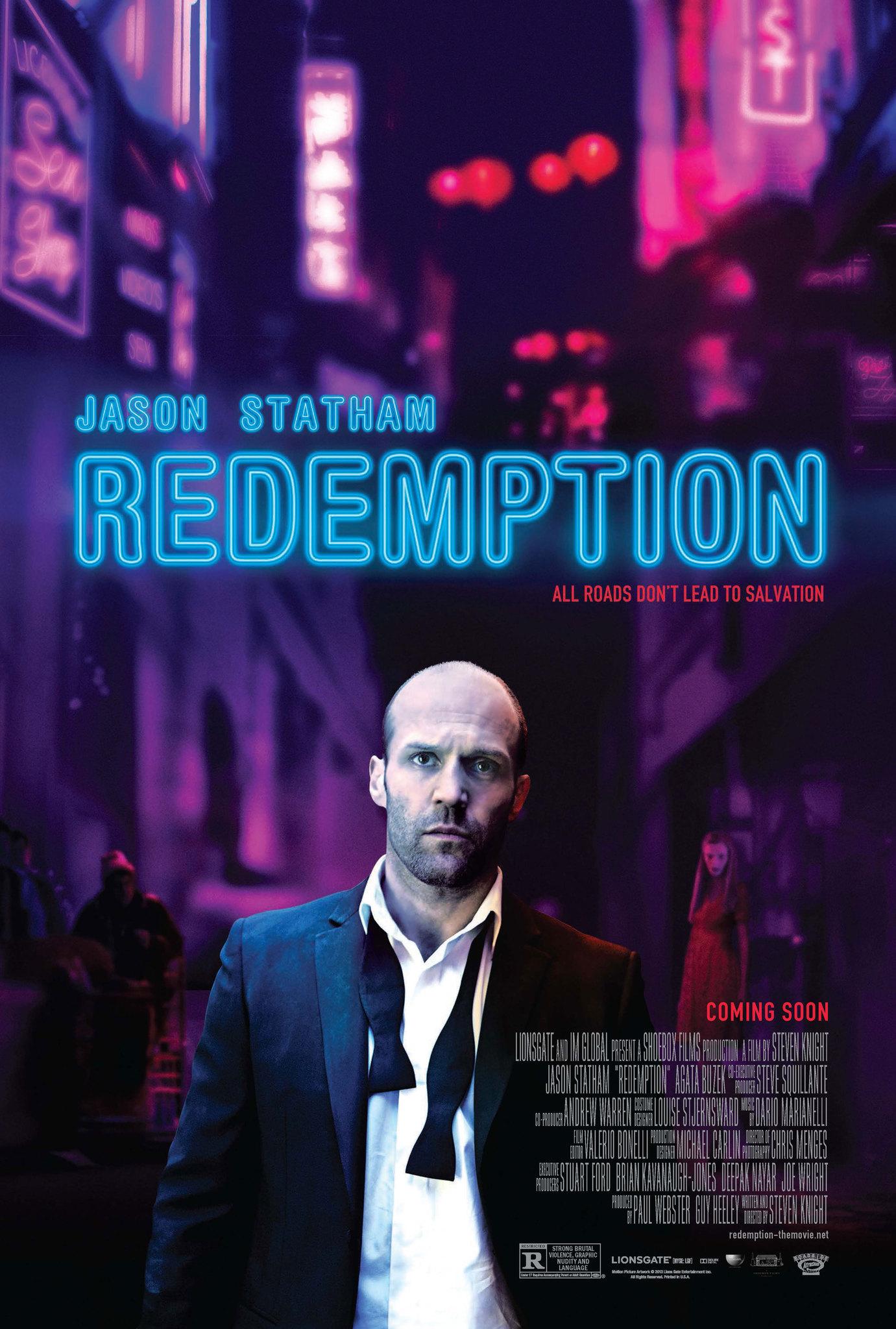 دانلود فیلم Redemption 2013 با دوبله فارسی