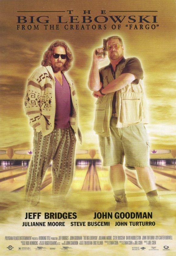 دانلود فیلم The Big Lebowski 1998 با دوبله فارسی