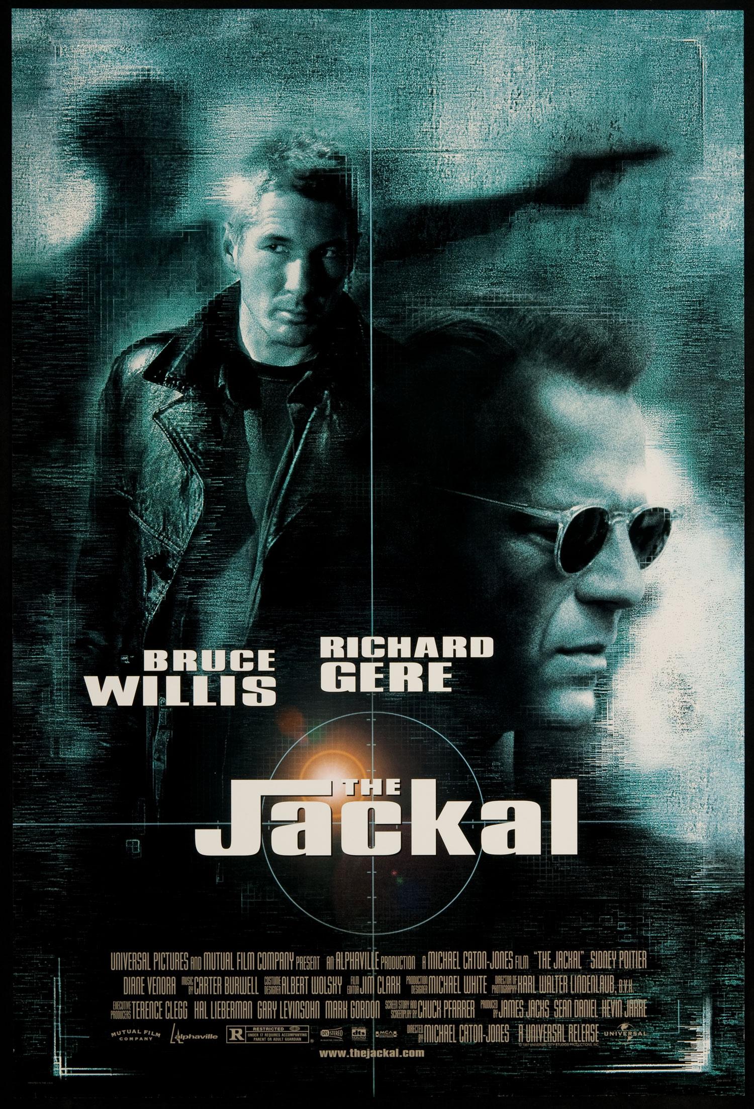 دانلود فیلم The Jackal 1997 با دوبله فارسی