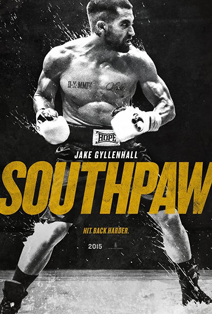 دانلود فیلم Southpaw 2015 با دوبله فارسی