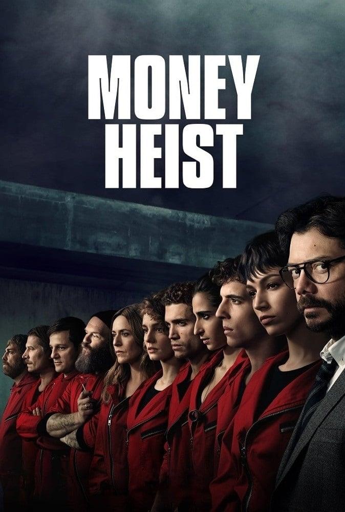 دانلود سریال Money Heist با دوبله فارسی