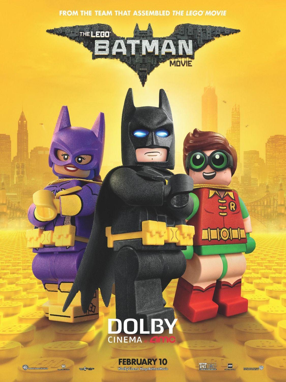 دانلود انیمیشن The Lego Batman Movie 2017 با دوبله فارسی