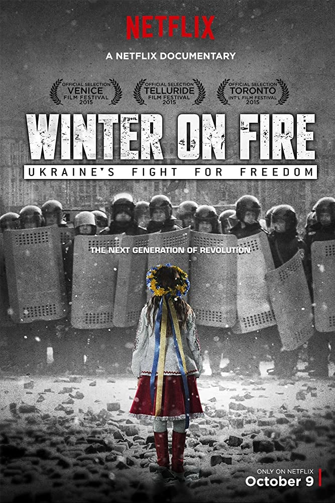 دانلود فیلم Winter on Fire: Ukraine's Fight for Freedom 2015