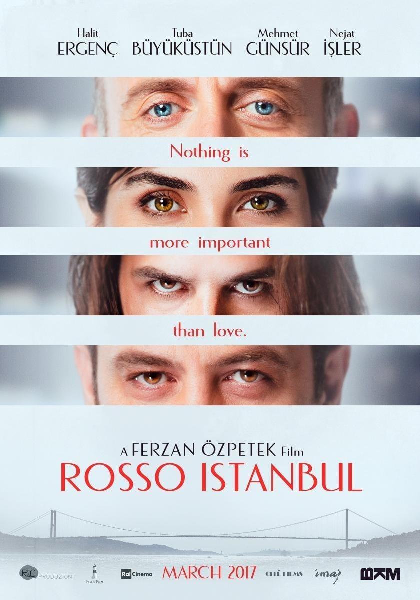 دانلود فیلم Red Istanbul 2017 با دوبله فارسی